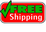 Free shipping for all orders